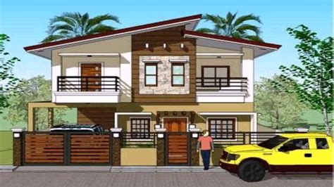 house design   sqm lot philippines youtube