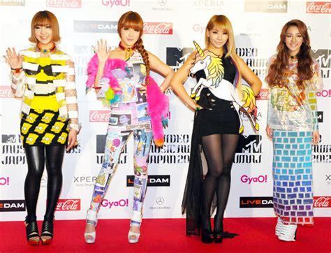 Celana Pop Fashion 0026w big and 2ne1 make mtv style s list of best band style of 2012