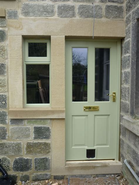 image detail for traditional window door farrow colour green tupton paint