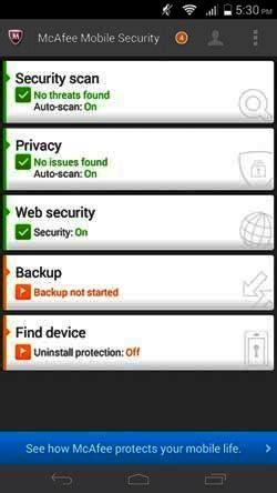 mcafee mobile security pin 12 best antivirus for iphone 2018 to secure ios