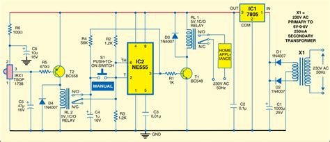Fpga Design Of Home Electrical Appliances Remote Controller Elex Idea Design Your Own Remote Switch To