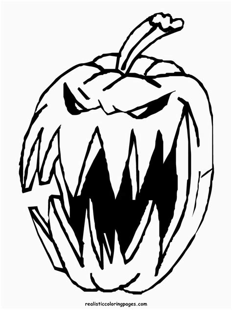 realistic halloween coloring pages halloween coloring pages to print realistic coloring pages