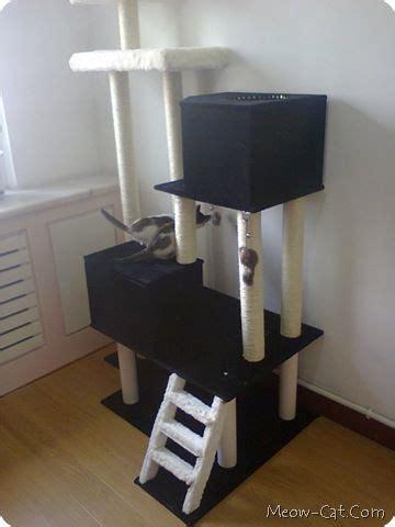 cat tower plan     starting    tardis