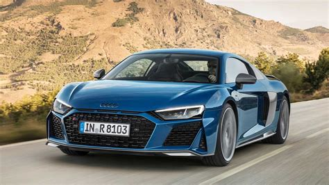 Audi R8 2019 2019 audi r8 see the changes side by side
