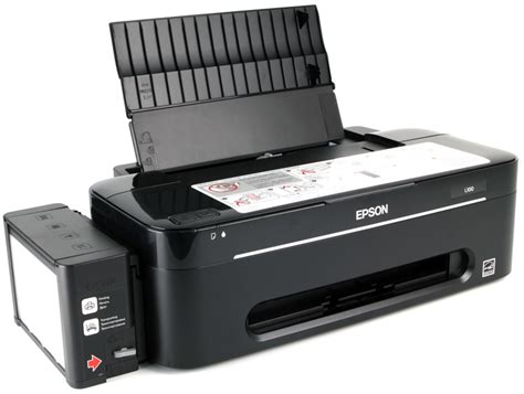 Printer Epson Epson L100 upgrade printer epson t13 menjadi l100 sinar computer