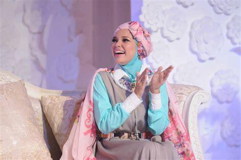 Jilbab Syar I Taj Mahal Ltge dari sinetron gaya seleb jadi trendsetter dunia