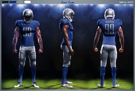 Nike Football Realistic Template Psd Based Off Of New Washington Uniforms Page 2 Concepts Football Template Psd