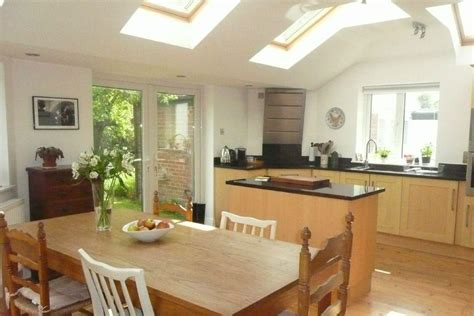 Family Kitchen Diner by 3 Bedroom Semi Detached House For Sale In St Leonards Ex2