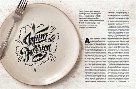 magazine layout inspiration 2014 editorial design inspiration saude magazine