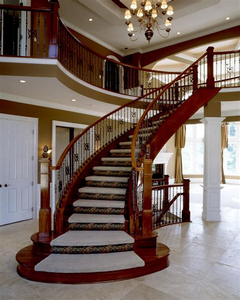 Custom Staircase Design View Beautiful Staircase Designs By Benco Custom Builders Dublin Ohio