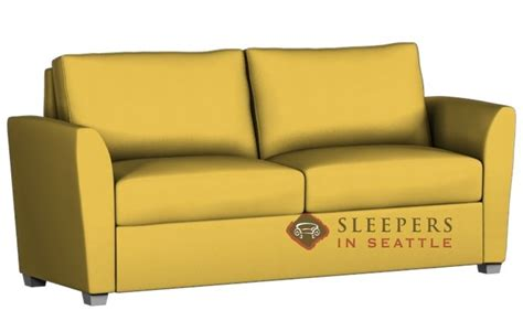 Paragon Sleeper by Customize And Personalize Cameron Leather Sofa By