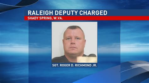 Raleigh County Court Records Court Records Say Raleigh Deputy Charged After Found Unresponsive In Wrecked Cruiser