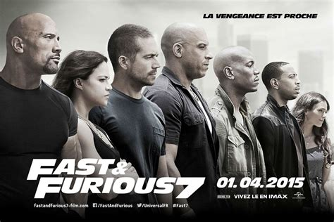 film fast and furious 7 a telecharger affiche du film fast furious 7 affiche 2 sur 7 allocin 233