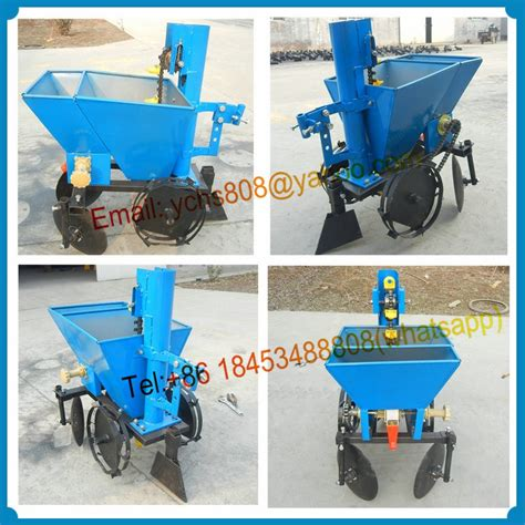 Automatic Seed Planter by Automatic Walking Tractor 1 Row Used Potato Planter Buy