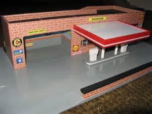 Build A Car Workshop Garage