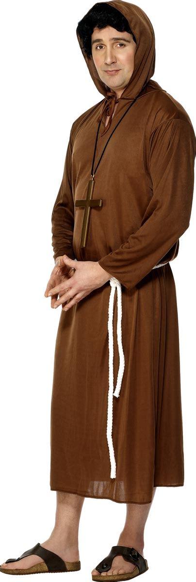 Monk Wardrobe by Monk Costume 20424 Fancy Dress
