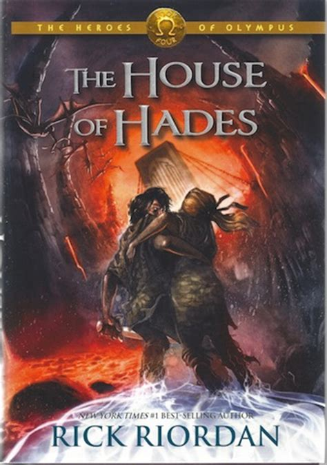 Novel Rick Riordan The House Of Hades hill country books used and out of print books