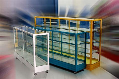 Lemari Kaca Rokok 23 model dan harga etalase kaca alumunium lengkap dengan