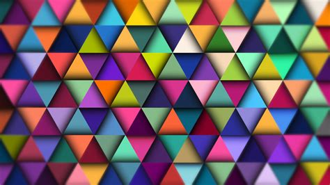 geometric pattern after effects colorful abstract background animation 4k resolution