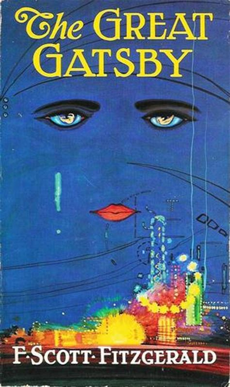 symbolism of great gatsby cover 5 books you should read at least once