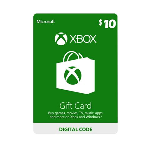 Voucher Xbox Live Xbl 10 Card jual xbox live gift card voucher usd 10 harga kualitas terjamin blibli