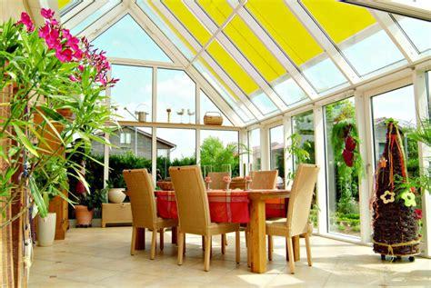 verande arredate veranda markilux arredata con tende da sole sedie