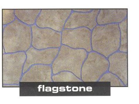 Multicoat Template Flagstone From Sepulveda Building Materials Flagstone Pattern Template