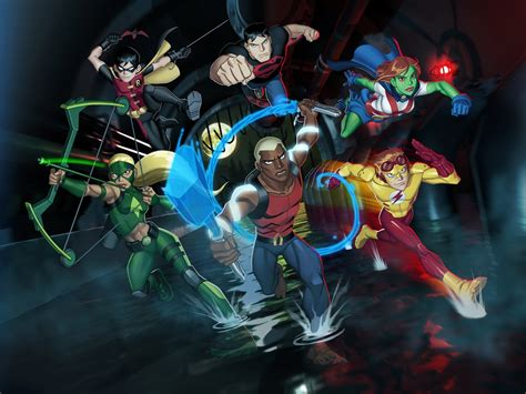 justicia joven imagenes hd pictures of young justice legacy