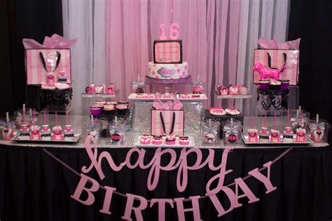 theme names for sweet 16 diy sweet 16 party themes a little craft in your day