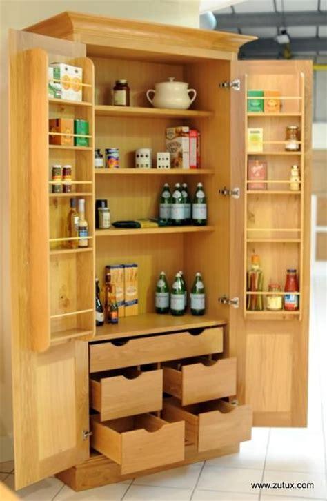 Large Kitchen Pantry J J Large Oak Larder Cupboard Kitchen Larder Pantry