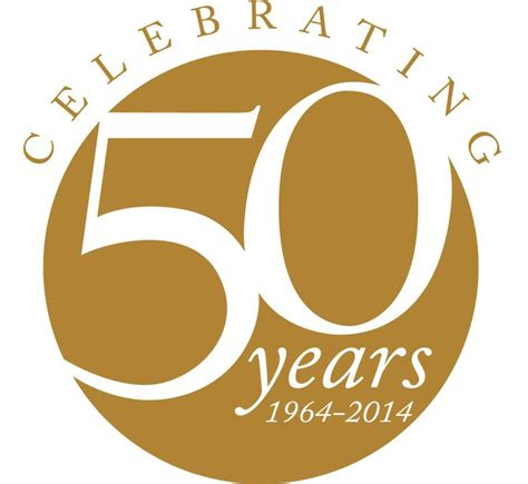 50th Wedding Anniversary Logo Ideas by 10 Best 10 Year Business Images On Company