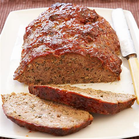 Meatloaf Kitchen by Glazed Meatloaf Cook S Country