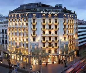 hotels barcelona majestic hotel spa barcelona catalonia hotel reviews