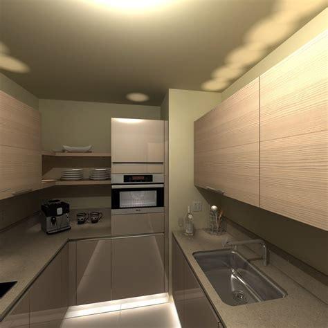 Kitchen Bathroom 360 Panorama   2020Spaces.com