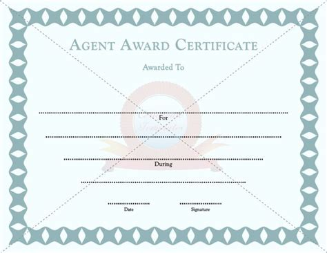 health and safety certificate template 15 best images about occupational certificate templates on