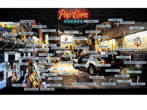 Garage Pop by Popcorn Garage The Right Answers Sniik No