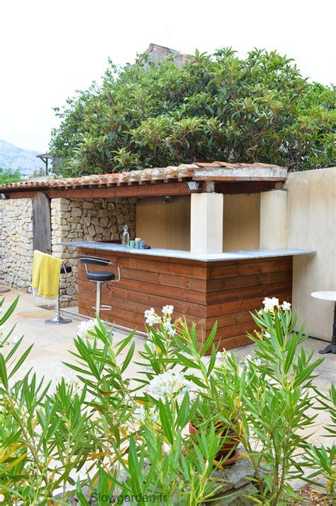 cuisine d ete ext駻ieure cuisine d 233 t 233 slowgarden design terrasses et jardins