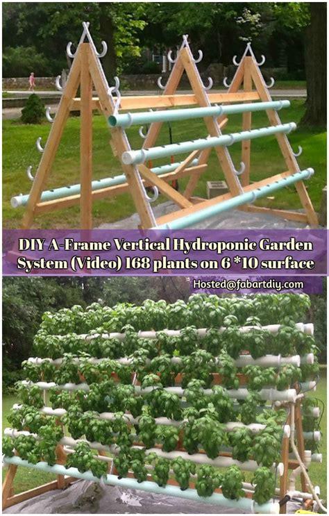 hydroponic vertical garden two 5ft vertical garden towers
