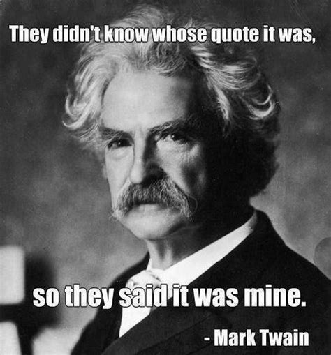 Mark Twain Memes - mark twain quotes that i love pinterest