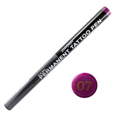 temporary tattoo markers stargazer semi permanent felt tip pen