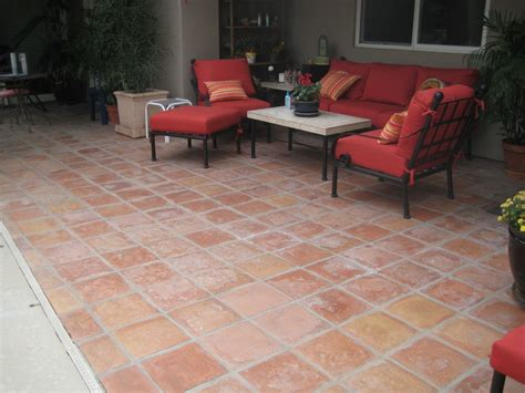 outdoor patio and pool tile designs saltillo tile