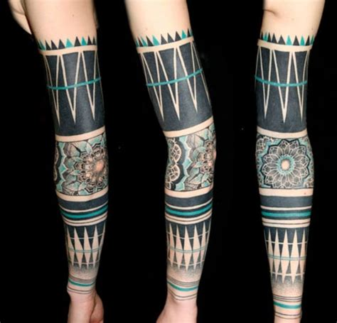 tattoo tribal en el brazo tatuaje tribal brazo