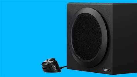 With Speakers by Logitech Z333 2 1 Pc Speaker System With Subwoofer