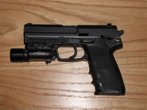 hk usp 40 holster with light hk usp 45 holster with light