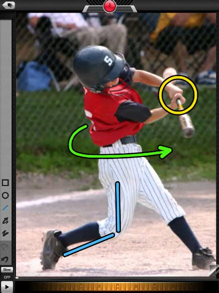 baseball swing analyzer coach s eye 2 0 brings instant video analysis to ipad