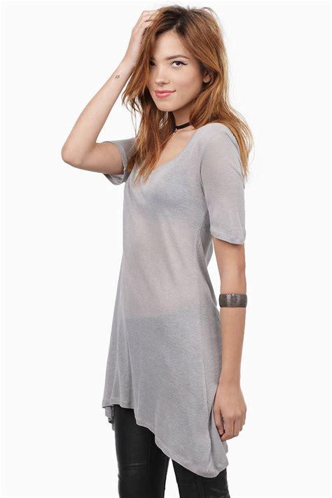 best grey cute grey basic top grey top oversized top 11 00