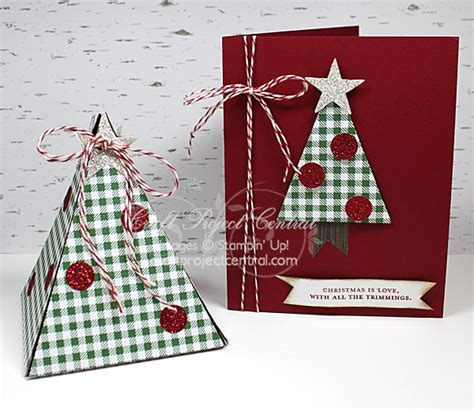 christmas tree pyramid box card stinwithjacque com