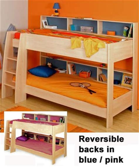 Shelves For Bunk Beds Parisot Bunk Bed With Shelves Review Compare Prices Buy