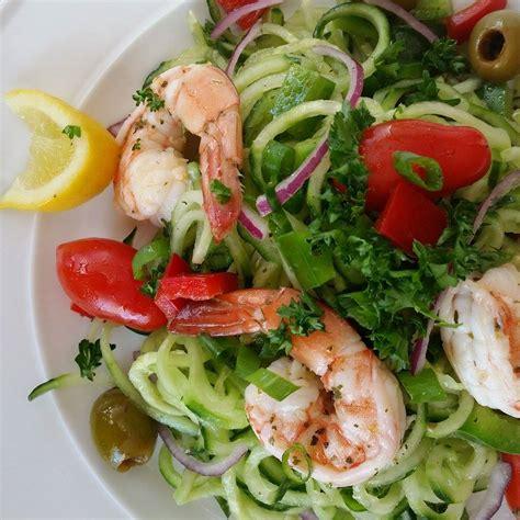 cucumber recipe shrimp salad on cucumber slices recipe dishmaps
