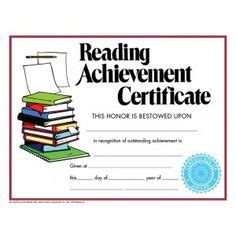 reading certificate template printable reading award certificate in pdf and doc formats
